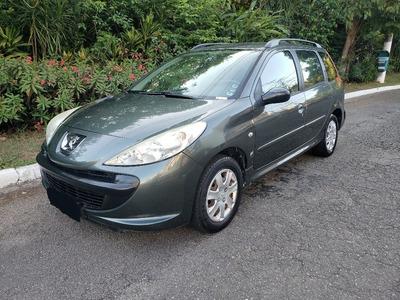 Peugeot 207 Sw 1.4 Flex 2009