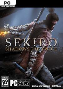Sekiro Shadows Die Twice Pc - Português