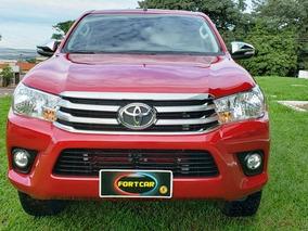 Toyota Hilux Srv Cd 4x2 2.7 Flex 16v Automatico 2017