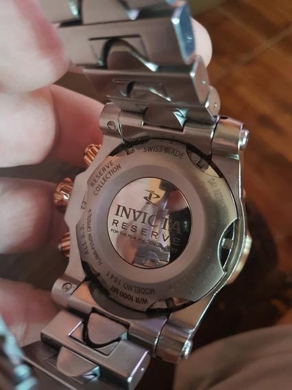 Relógio Invicta Reserve Collection