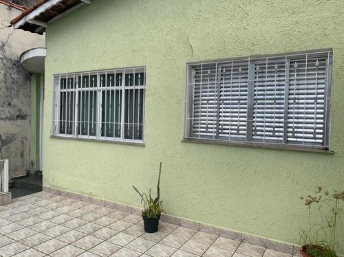 Cód. 073casa P/venda 2 Dorm. 2 Vagas Vila Medeiros R$640.000