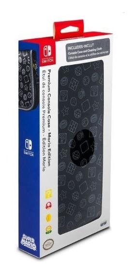 Premium Case Console Mario Edition - Nintendo Switch
