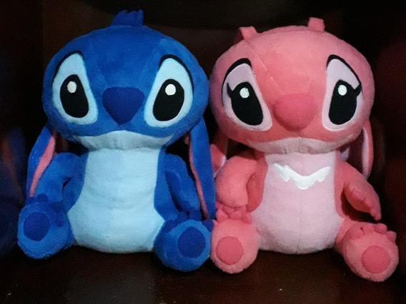 Muñeco De Peluche Stitch 40 Cm