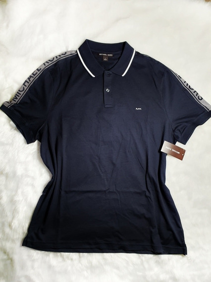 Playera Tipo Polo Michael Kors
