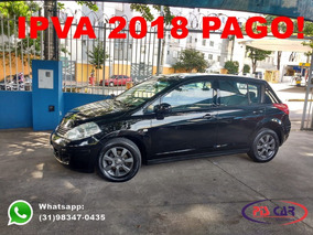 Nissan Tiida Hatch S 1.8 16v-mt 4p 2008