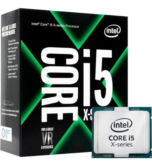 Processador Intel Core I5 7640x Lga 2066 Lga 2066 4ghz