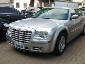 Chrysler 300c 3.5 V6 249 Cv 2008 Prata Gasolina