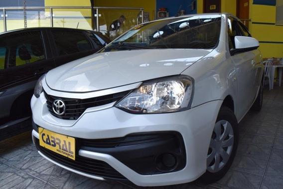 Etios Sedán 1.5 Xs Sedan 16v Flex 4p Automático