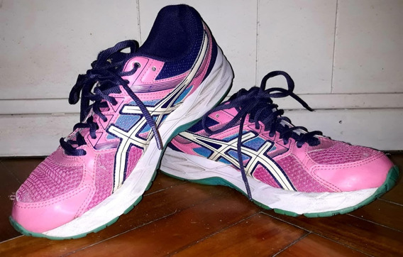 Zapatillas Asics Gel Contend 3 A Mujer Talle 37