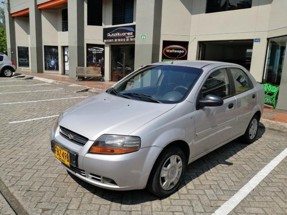 Único Dueño Chevrolet Aveo Sedan 1.4 Full Koreano 2006