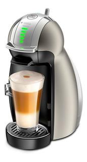Cafetera Nescafé Moulinex Dolce Gusto Genio 2 Titanio 220V