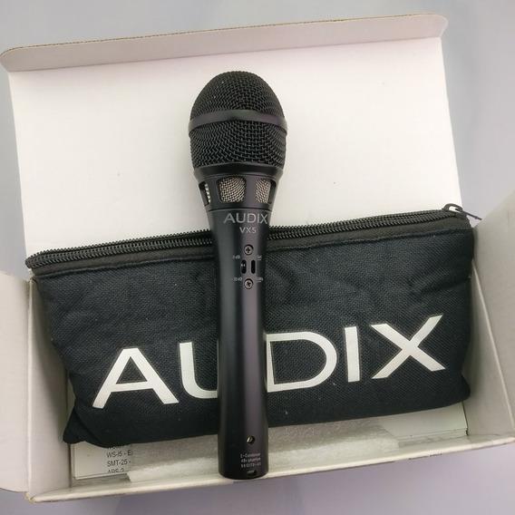 Microfone Profissional Condensador Audix Vx5