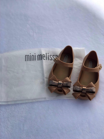 Mini Melissa Original Usada