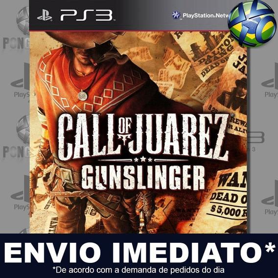 Call Of Juarez Gunslinger Ps3 Psn Jogo Em Promoção Play 3