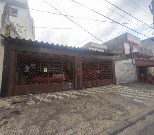 Casa Residencial À Venda, Aricanduva, São Paulo - Ca0351. - Ca0351