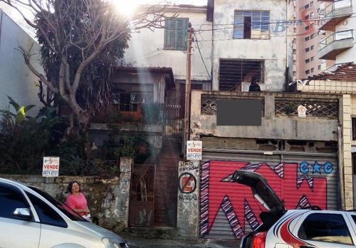 Imagem 1 de 2 de Terreno À Venda, 380 M² Por R$ 1.170.000,00 - Mooca - São Paulo/sp - Te0128