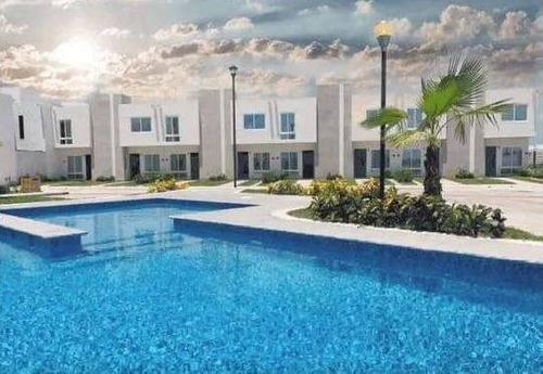 Casa En Renta Boulevard Bicentenario, Crystal Lagoons Veracruz