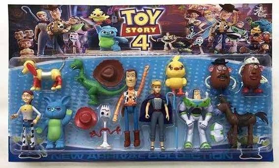 Set De Muñecos Toy Story Cod. 1021x