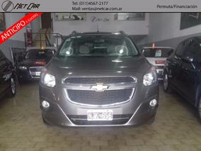 Chevrolet Spin 1.8 Ltz 5as 105cv Y Cuotas