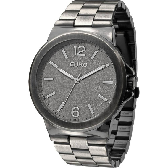 Relógio Feminino Euro Analógico Casual Eu2036aje/3c