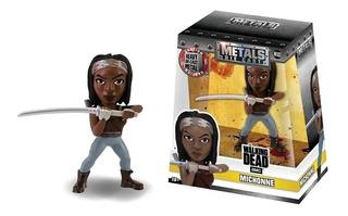 Figura Metals Walking Dead Michonne 11 Cm