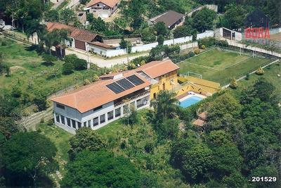 Sítio Com 8 Dormitórios À Venda, 6600 M² Por R$ 935.000 - Rio Acima - Mairiporã/sp - Si0020