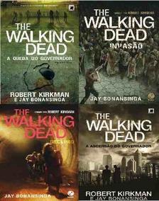 Livros The Walking Dead-envio Imediato- Promoção 04 Livros
