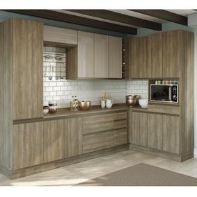 Cozinha Completa Kappesberg Planejada 11pc Maxxi Cb362