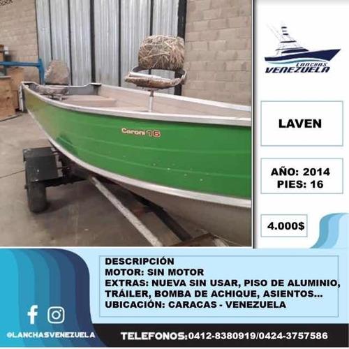 Lancha Laven 16 Lv83