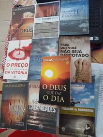 Combo 40 Livros Do Pastor Silas Malafaia
