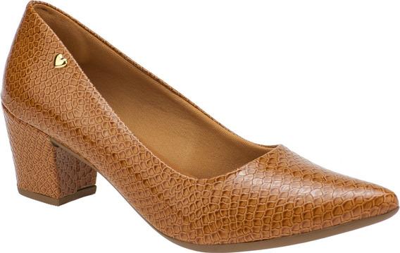 Sapato Scarpin Feminino Conforto Bico Fino   P02a2.scp