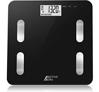 Active Era Digital Body Weight Bathroom Scale - Body Fat Ana