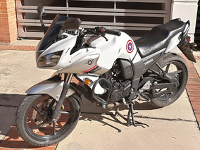 Yamaha Fz16 Fazer Blanca