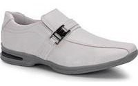 Sapato Social Masculino Branco Médico 75103
