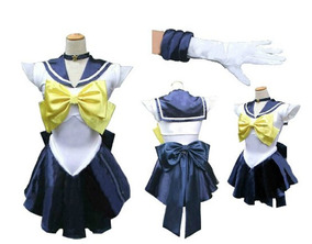 Cosplay Sailor Urânio - Sailor Moon