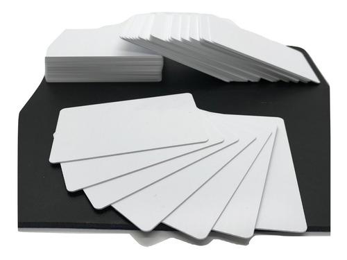 Tarjetas De Pvc Para Impresora De Credenciales Pack X 500