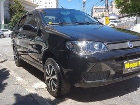 Fiat Siena 1.0 Fire Celebration 2008 Preto Flex