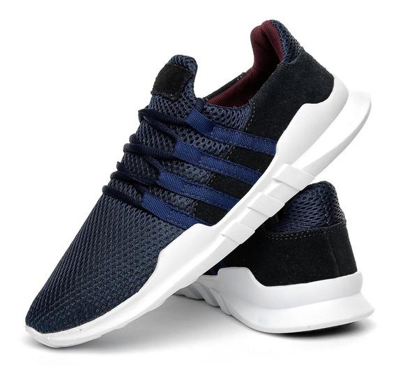 Tênis Sneaker Super Leve Calce Fácil Conforto Running Oferta