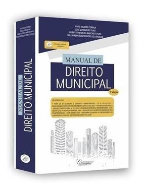 Imagem 1 de 1 de Manual De Direito Municipal