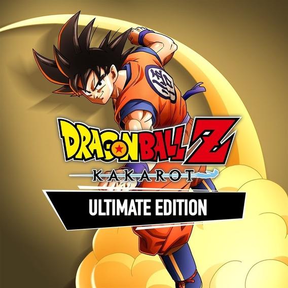 Dragon Ball Z Kakarot Ultimate Edition Xbox One
