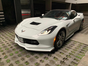 Chevrolet Corvette 6.2 Stingray Z51 At 2017