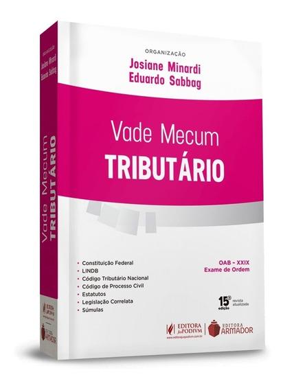 Vade Mecum Tributario 15ª Edição (2019)