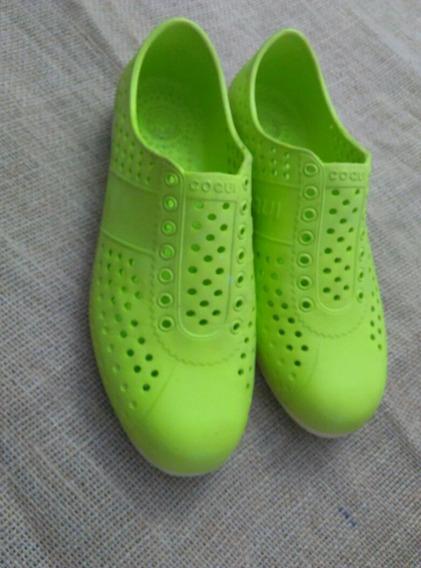 Zapatos Coquis Dama