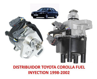 Distribuidor Toyota Corolla 1.6 1.8 Full Inyeccion