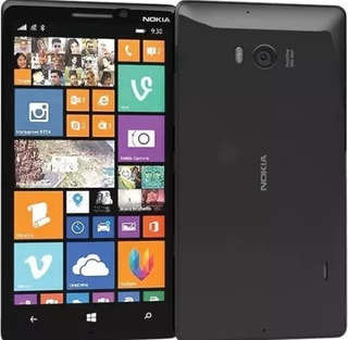 Nokia Lumia 930 Windows Phone 8.1 32gb 20mp 4g Novo-vitrine