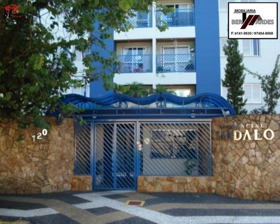 Apartamento Para Venda Condominio Residencial Sandalo Vila Industrial, Campinas - Ap00153 - 4516722