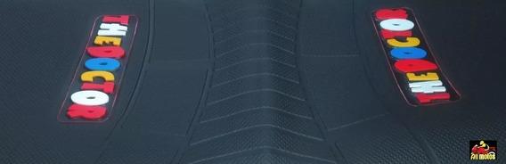 Capa De Banco Pra Moto Honda Nxr Bros 125 Bros 150 Bros 160