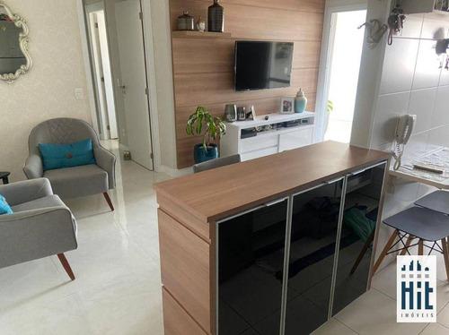 Imagem 1 de 30 de Apartamento À Venda, 70 M² Por R$ 958.000,00 - Vila Mariana - São Paulo/sp - Ap4248