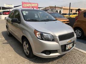 Chevrolet Aveo 2013 4p Ls Aut 4vel
