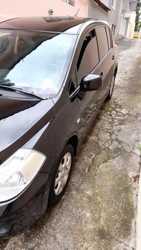 Imagem 1 de 6 de Nissan Tiida 2009 1.8 S Flex 5p